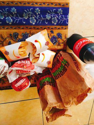 Foto - Makanan di Burger King oleh Dewi Tya Aihaningsih