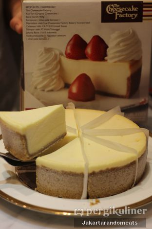 Foto review The Cheesecake Factory oleh Jakartarandomeats 2