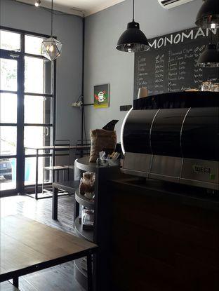 Foto 3 - Interior di Monomania Coffee House oleh Claudia @grownnotborn.id