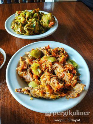 Foto 7 - Makanan(Ikan Cakalang Rabe Rica) di Restoran Beautika Manado oleh Saepul Hidayat