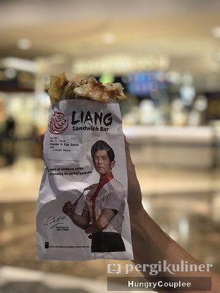 Foto - Makanan di Liang Sandwich Bar oleh Hungry Couplee