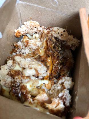 Foto 2 - Makanan(Grilled Mentai) di Frill oleh ms_bonnie
