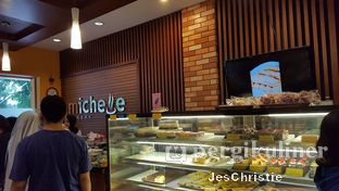 Foto review Michelle Bakery oleh JC Wen 5
