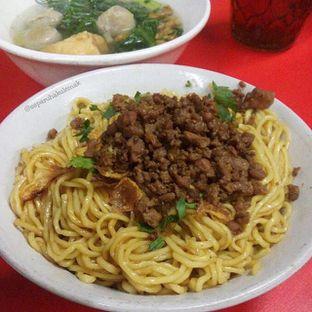 Foto 1 - Makanan di Mie Ayam Bakso Bangka AL oleh separuhakulemak
