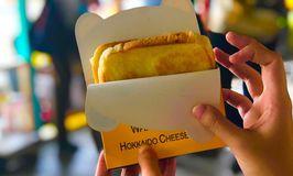 Wah! Cheezy Hokkaido Cheese Toast - Floating Market