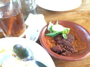 Foto 2 - Makanan(Empal Penyet) di Tekko oleh Elvira Sutanto