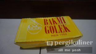 Foto review Bakmi Golek oleh Gregorius Bayu Aji Wibisono 5