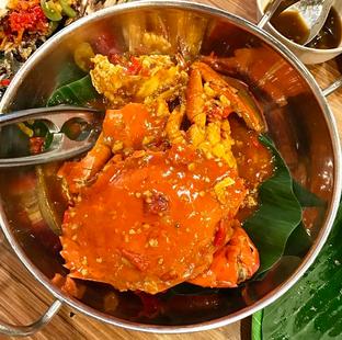 Foto 1 - Makanan di Pondok Ikan Bakar Ujung Pandang oleh Mitha Komala
