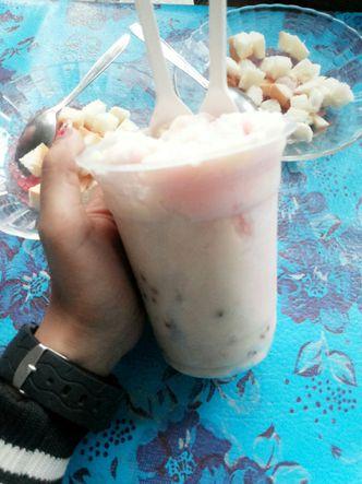 Foto Makanan di Es Puter Pak Min