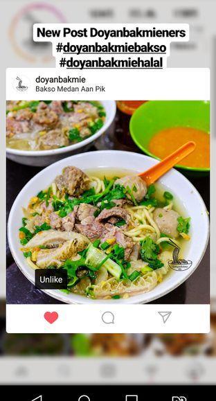 Foto 2 - Makanan di Bakso Aan oleh koko doyanmakan