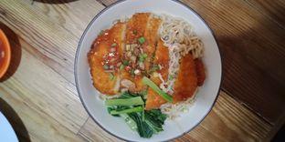 Foto 1 - Makanan di Mie Mapan oleh Joshua Michael