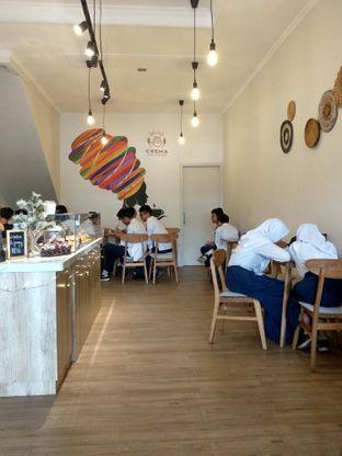 Foto 1 - Interior di Crema Sweet and Savoury oleh Ika Nurhayati