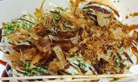 Japanese Takoyaki Yamatoya