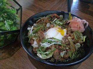 Foto 5 - Makanan(Gyudon with poach egg) di Fukudon Coffee N Eatery oleh Mita  hardiani