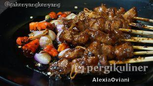 Foto - Makanan(Sate Kambing) di Sate Palmerah / Kim Tek oleh @gakenyangkenyang - AlexiaOviani