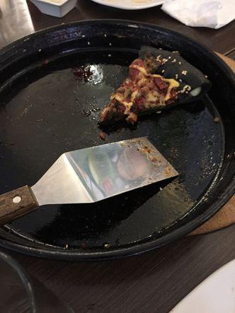 Foto Makanan di Pizza Hut