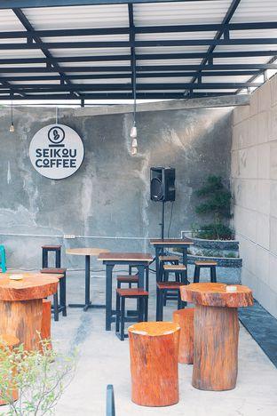 Foto 13 - Interior di Seikou Coffee oleh yudistira ishak abrar