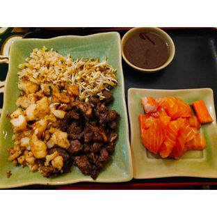 Foto - Makanan di Kizahashi Restaurant - Bumi Surabaya City Resort oleh melisa_10