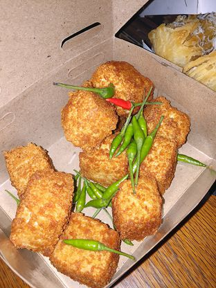 Foto review Tahu Kriuk Yes oleh @kulineran_aja  1