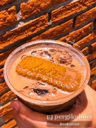 Foto 2 - Makanan(Tampilan Dalam) di BRUN Premium Chocolate oleh Onaka Zone