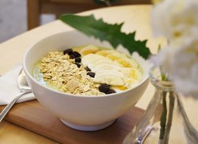 Coba Diet Menyehatkan Ala Oatmeal Yuk