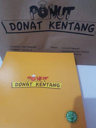 Foto review Ponut Donat Kentang oleh Andry Tse (@maemteruz) 2