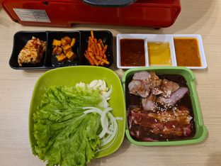 Foto 4 - Makanan di Deuseyo Korean BBQ oleh vio kal