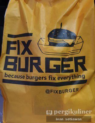 Foto review FIX Burger oleh Ivan Setiawan 3