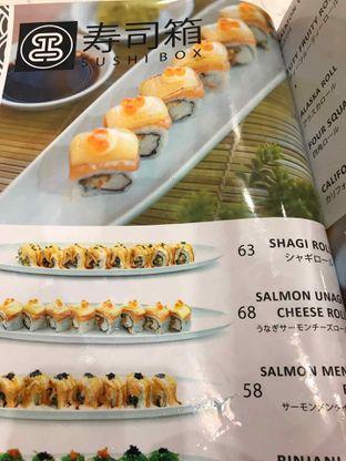 Foto review Sushi Box oleh Riris Hilda 9