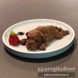 Foto - Makanan(Puggy Choco Mousse) di Boogie Doggie Pet Cafe oleh Julian with danisa