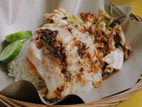 Foto Ayam Bengkel Prekkkk
