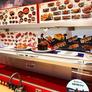 Foto 4 - Interior di Genki Sushi oleh denise elysia