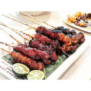 Foto - Makanan di Sate Pasar Lama oleh Claudia @grownnotborn.id