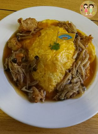Foto 3 - Makanan(Tori Kaarage Mushroom) di Sunny Side Up oleh Jenny (@cici.adek.kuliner)