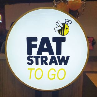 Foto review Fat Straw oleh @demialicious  5