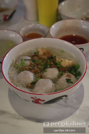 Foto 5 - Makanan di Bakmi Sombong oleh Cubi