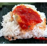 Foto nasi perang di Cita Rasa Medan