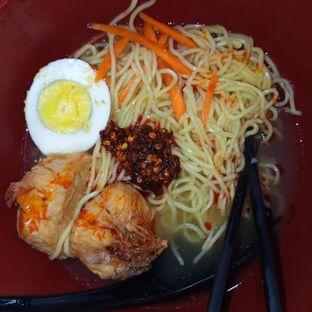 Foto 2 - Makanan di Ramen Bajuri oleh Chris Chan