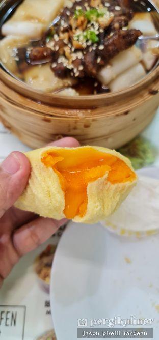Foto 9 - Makanan(Bakpao Telur Asin) di Wing Heng oleh Jason Pirelli Tandean (IG: @jasontandean)