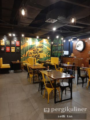 Foto 2 - Interior di Kangkung Bakar oleh Selfi Tan