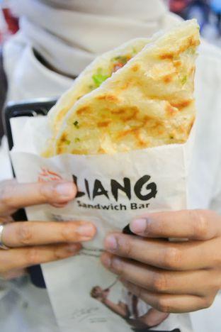 Foto 1 - Makanan di Liang Sandwich Bar oleh IG: biteorbye (Nisa & Nadya)