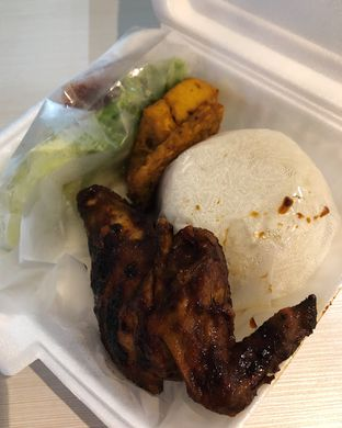 Foto - Makanan(Paket ayam bakar penyet dada) di RM Ayam Bakar Penyet Gading oleh Claudia @claudisfoodjournal