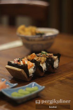 Foto 1 - Makanan(Seigo Nori Taco Special) di Seigo oleh Winata Arafad