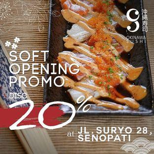 Foto 3 - Makanan di Okinawa Sushi oleh Seno Thea