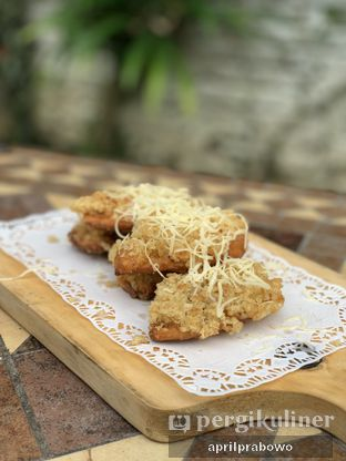 Foto 1 - Makanan(Banana Fries) di House of Tea oleh Cubi