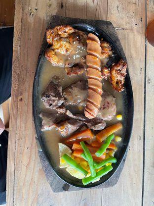 Foto 1 - Makanan(DS Platter) di Dunia Steak oleh Budi Lee