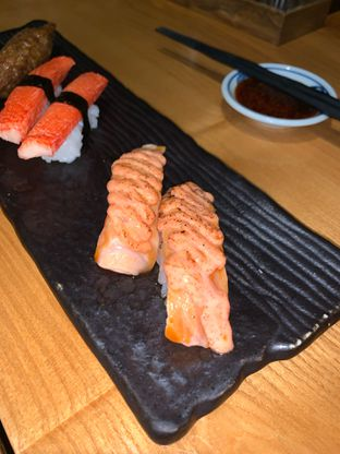 Foto 1 - Makanan di Nama Sushi by Sushi Masa oleh Wawa | IG : @foodwaw