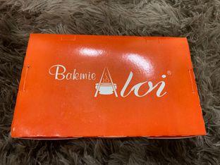 Foto 3 - Makanan di Bakmie Aloi oleh Deasy Lim