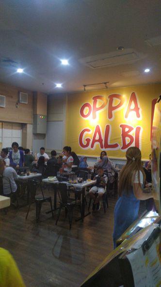 Foto Interior di Oppa Galbi