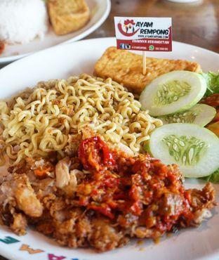 Foto 1 - Makanan di Ayam Rempong oleh Andin   @meandfood_